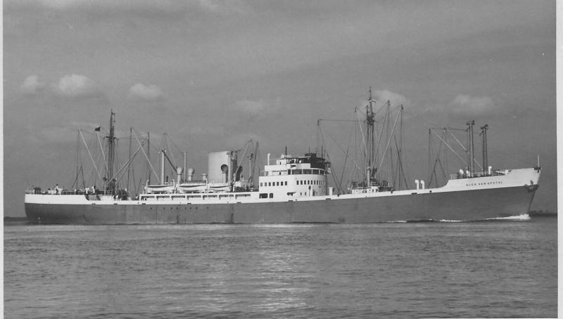 Belgian Shipping - CMB: Alex Van Opstael 1937 Alex_v13
