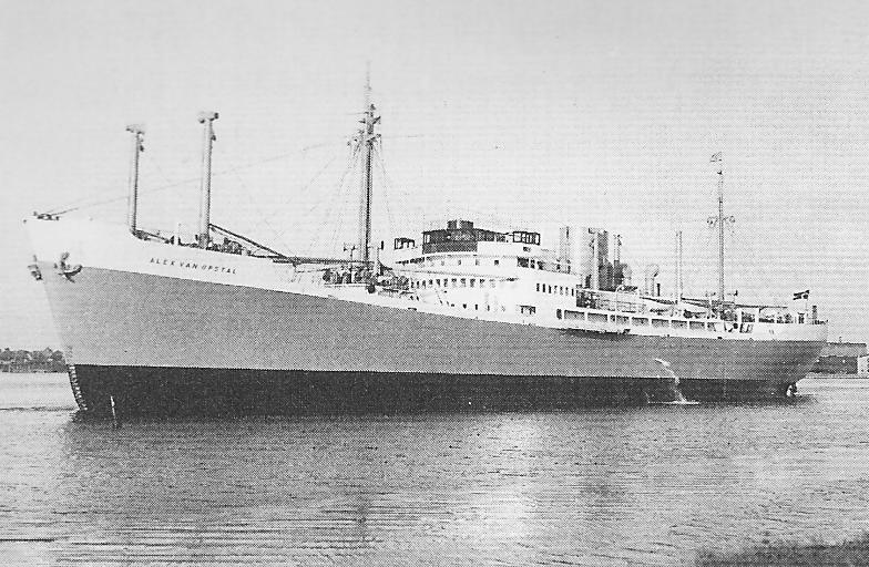 Belgian Shipping - CMB: Alex Van Opstael 1937 Alex_v14