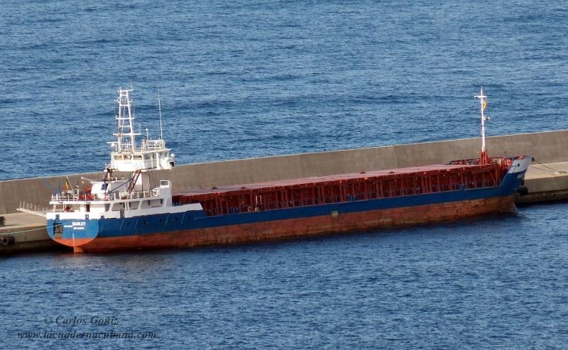 Dernière acquisition de la marine marchande belge. Marley11
