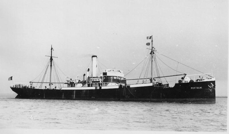 Navires marchands belges coulés lors de la 2ème guerre - Page 2 Portug10