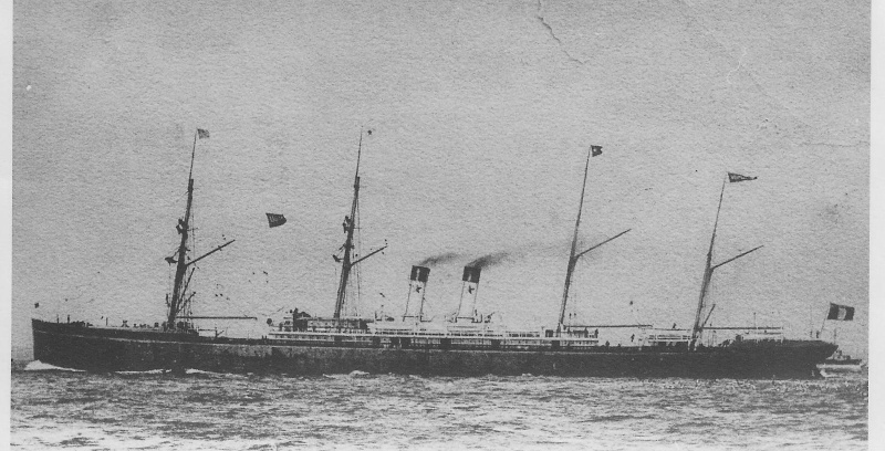 RED STAR LINE Wester10