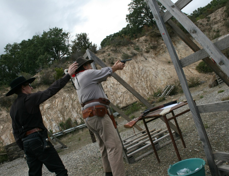 Concours Corsican Outlaw Shooters Octobre 2013 09810