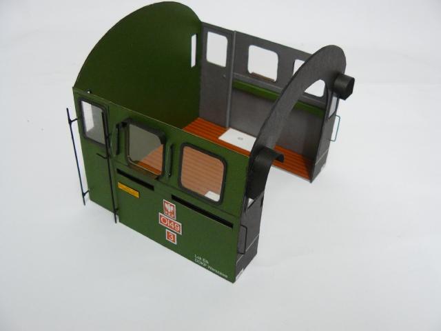 PKP Baureihe Ol49 Modelik 1:25 Bild_725