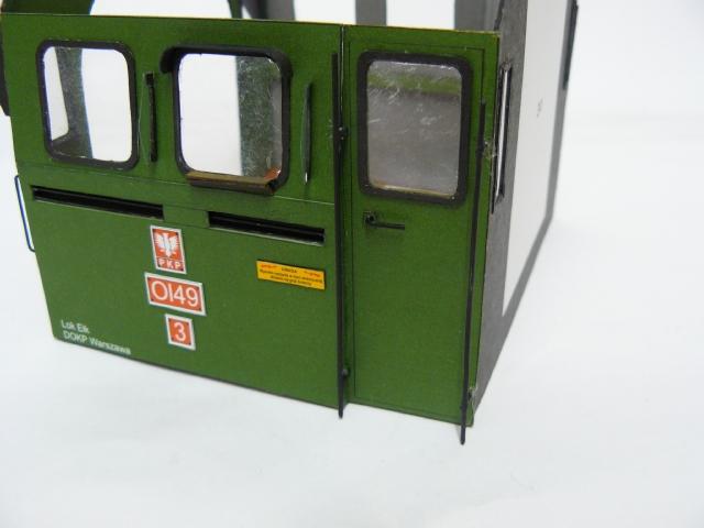 PKP Baureihe Ol49 Modelik 1:25 Bild_811
