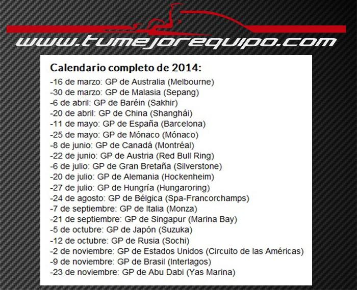 Calendario Formula1 de 2014 00000112