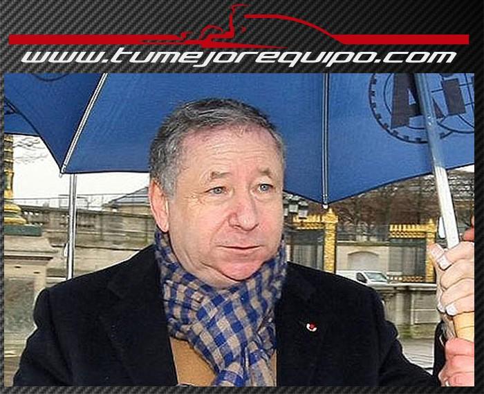 """Jean """"Jerseys"""" Todt reelegido Presidente de la maFIA 00000114"""
