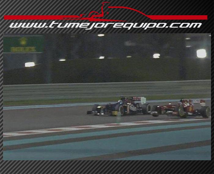 """Fernando Alonso: """"Necesito hacer algo extra, siempre""""  001_al12"""