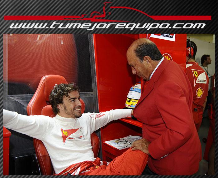 """Fernando Alonso:""""Ha sido un buen entrenamiento"""" 04310"""