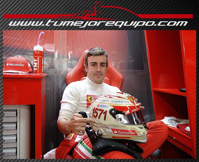 """Fernando Alonso:""""Necesitamos una buena posición de salida"""" 0alo_210"""