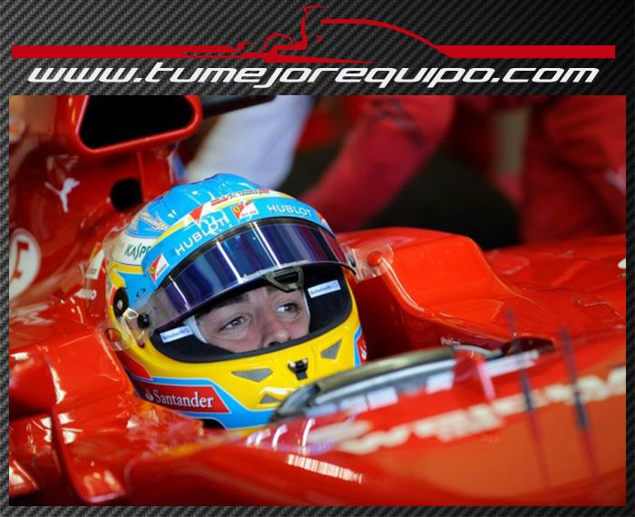 """Fernando Alonso:""""Los coches de este año son feos"""" 4alo110"""