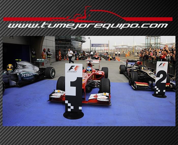 La F1 estudia cambiar el sistema de clasificación  6parqu10
