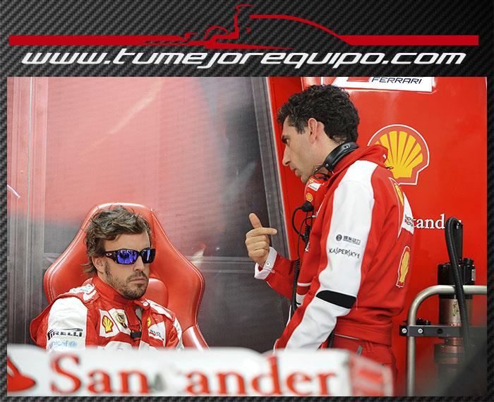 """Fernando Alonso: """" No espero sorpresas respecto a otras carreras"""" Alon_v10"""