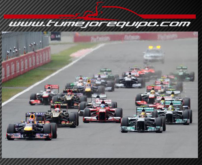 Gran Premio de Corea del Sur Cronic10