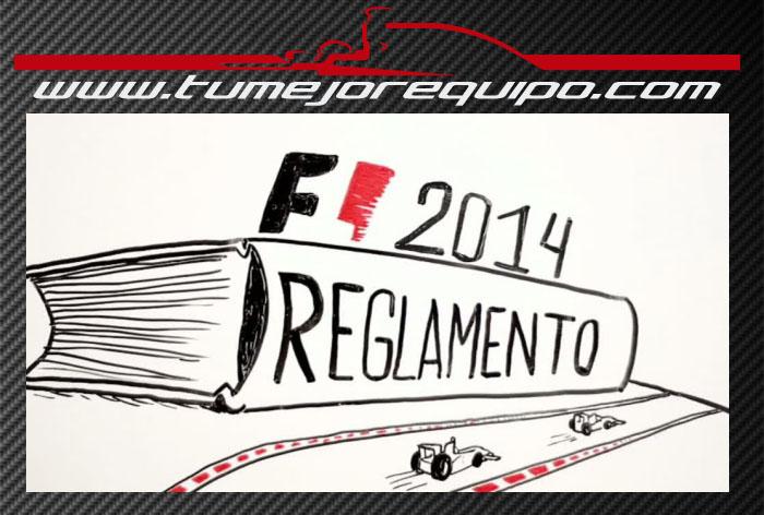 Reglamentación del Mundial de F1 2014 Reglam10