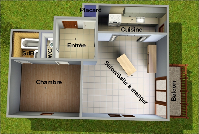 [Clos] The Dada apartment Screen26