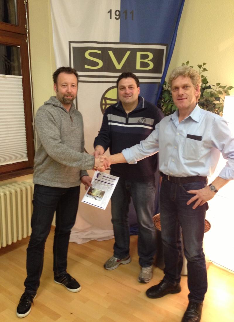 Neue Alte Herren-Mannschaft im SV Bachem Ah196011