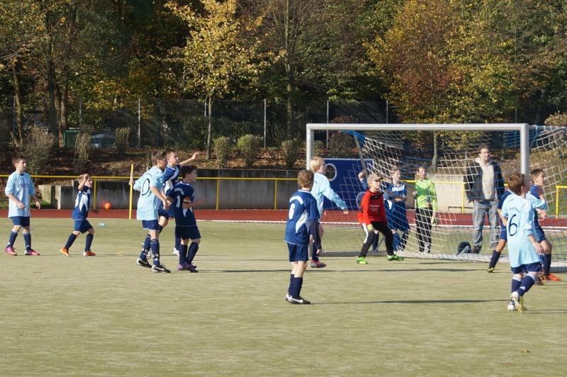 7.Spieltag: SG Bad Breisig - SG Bachem/Walporzheim 0:4 (0:2) D1brei10