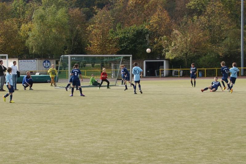 7.Spieltag: SG Bad Breisig - SG Bachem/Walporzheim 0:4 (0:2) D1brei12