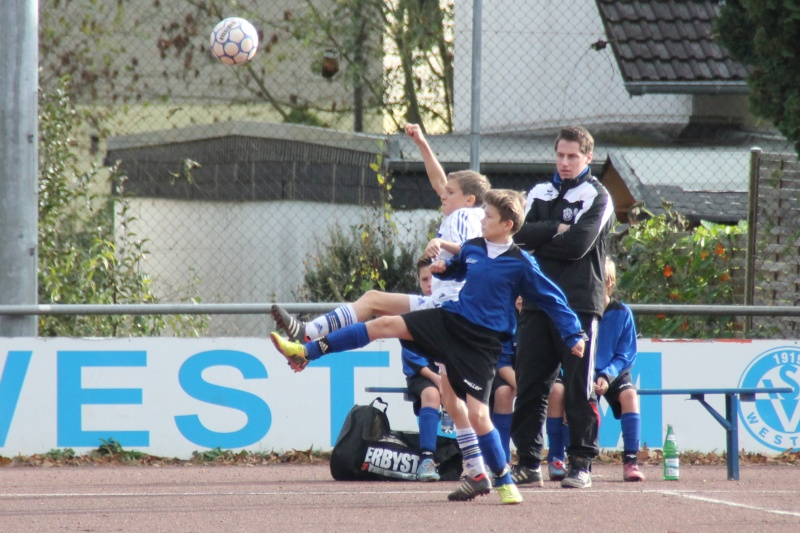 D1 sichert sich den Staffelsieg und Kreisligaaufstieg D1west12