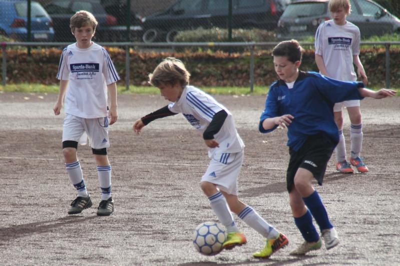 D1 sichert sich den Staffelsieg und Kreisligaaufstieg D1west13