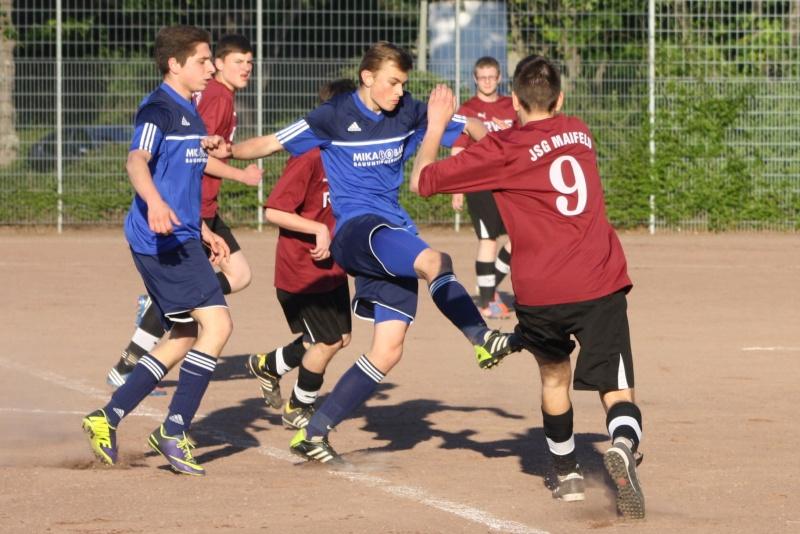 11.Spieltag: BaWa - JSG Maifeld/Polch II 2:1 (0:1) Img_0119