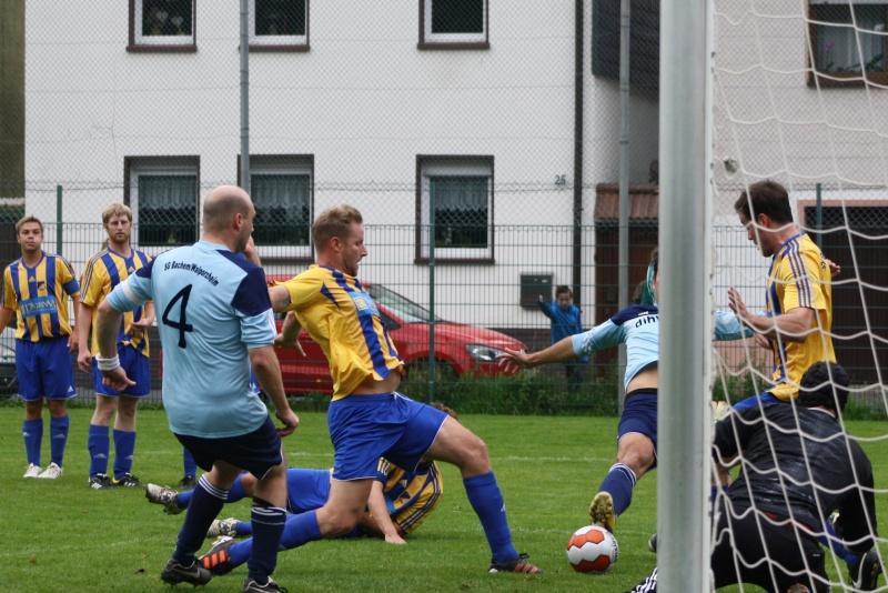 8.Spieltag: BaWa - SV Dernau 1:2 (0:2) Img_7317