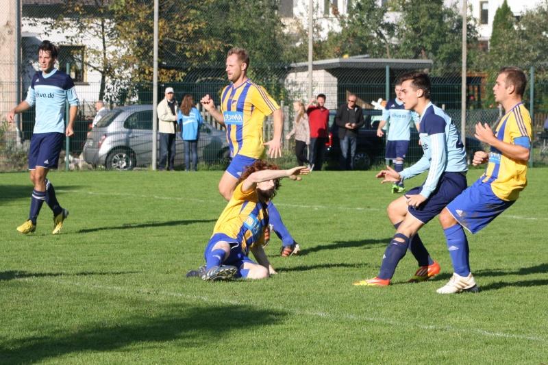 8.Spieltag: BaWa - SV Dernau 1:2 (0:2) Img_7335