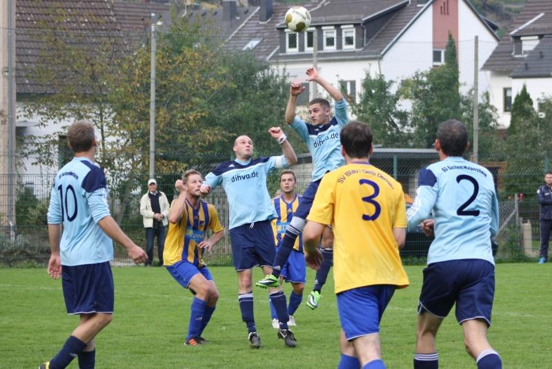 8.Spieltag: BaWa - SV Dernau 1:2 (0:2) Img_7417