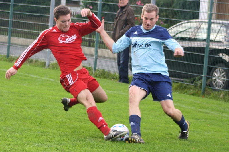 12.Spieltag: BaWa - SV Kripp 1:4 (0:1) Img_7723
