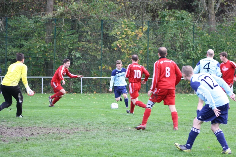 12.Spieltag: BaWa - SV Kripp 1:4 (0:1) Img_7734