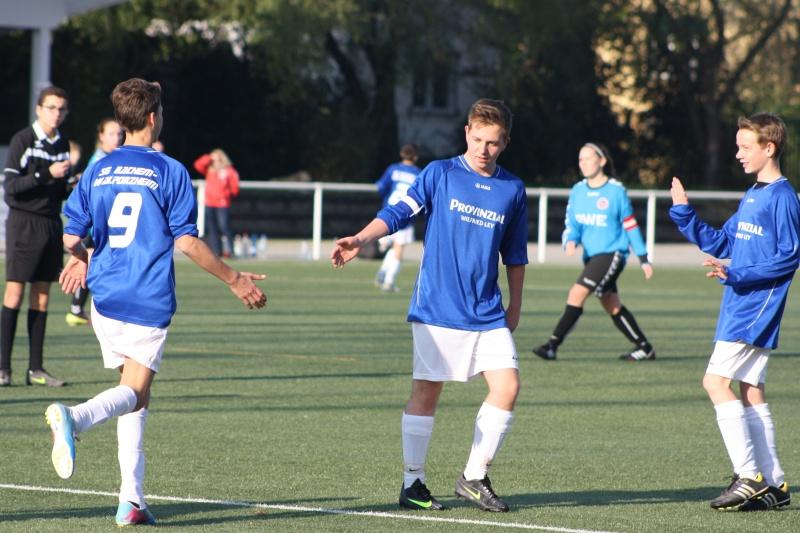 8.Spieltag: SC 07 Bad Neuenahr - BaWa 1:4 (0:2) Img_8038
