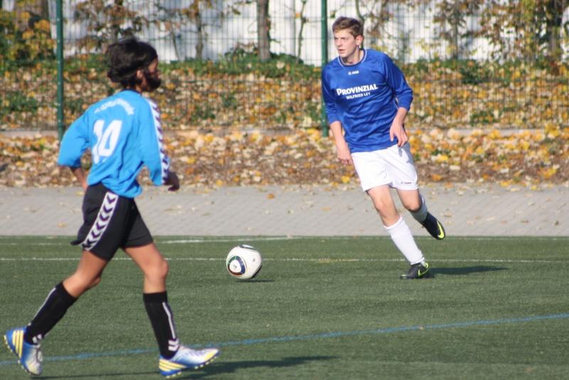8.Spieltag: SC 07 Bad Neuenahr - BaWa 1:4 (0:2) Img_8058
