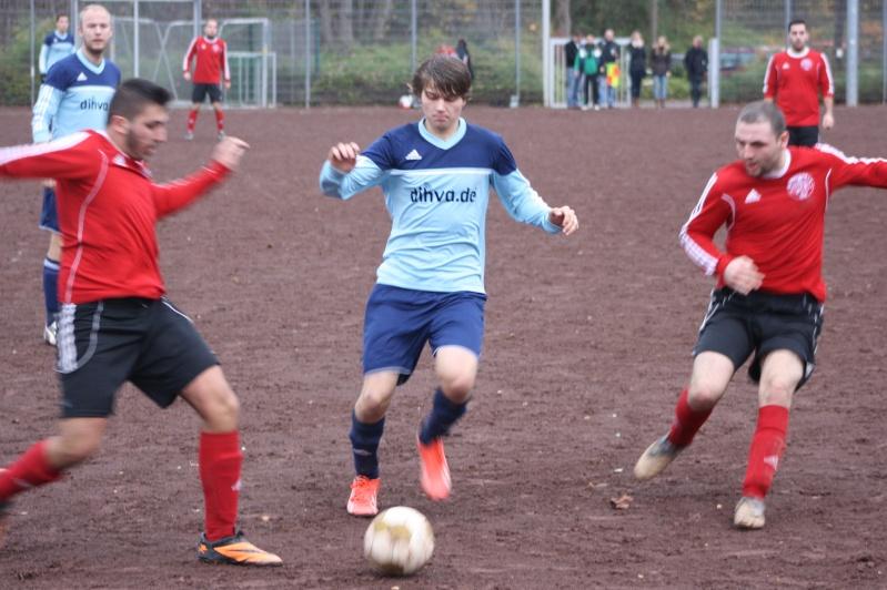 16.Spieltag: BaWa - SV Remagen II 1:1 (1:0) Img_8230