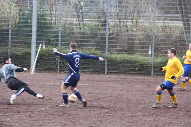 12.Spieltag: BaWa II - SG Franken/Königsfeld/W. II 2:2 (1:2) Img_8324
