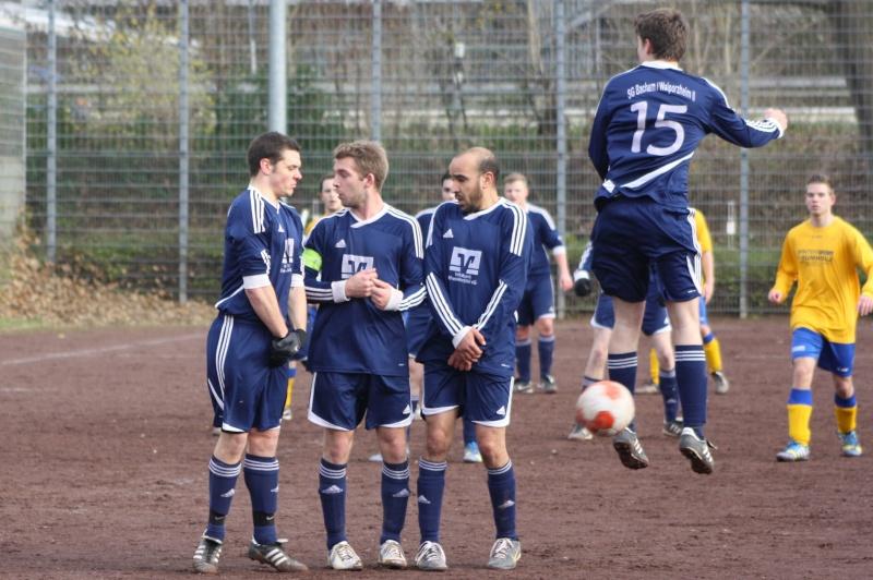 12.Spieltag: BaWa II - SG Franken/Königsfeld/W. II 2:2 (1:2) Img_8330