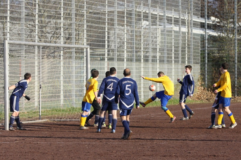12.Spieltag: BaWa II - SG Franken/Königsfeld/W. II 2:2 (1:2) Img_8335