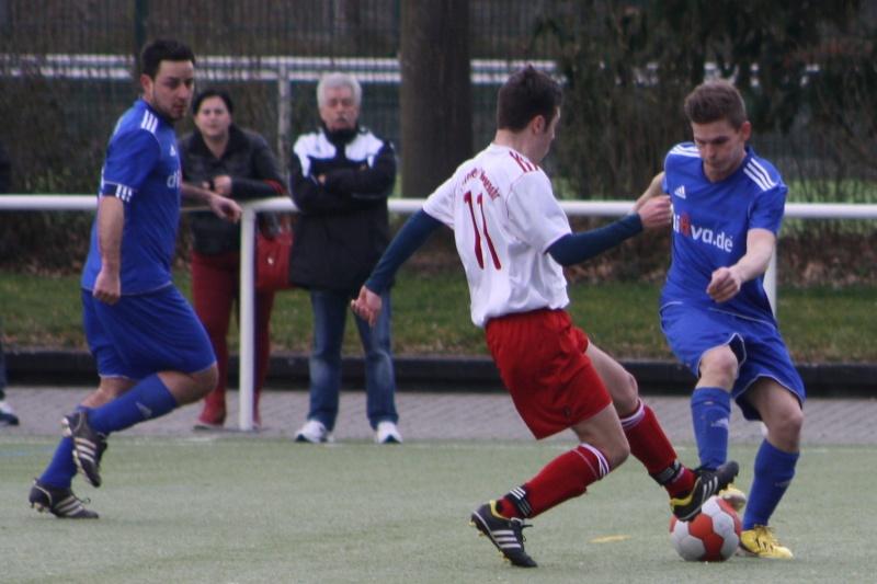Testspiel: SG Ahrweiler II gegen SG BaWa I (1:0) 2:2 Img_8521