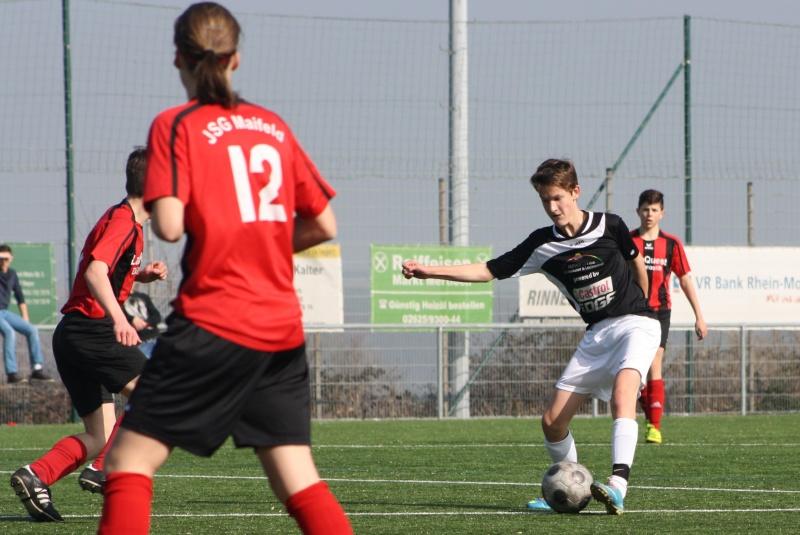 1.Spieltag: JSG Maifeld/Polch - BaWa 4:3 (1:2) Img_8535