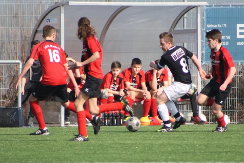 1.Spieltag: JSG Maifeld/Polch - BaWa 4:3 (1:2) Img_8539