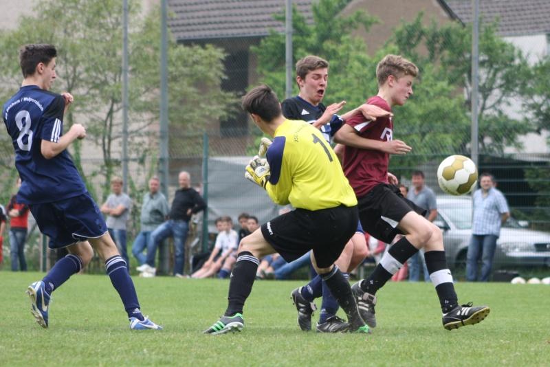 4.Spieltag: BaWa - JSG Maifeld 4:1 (2:0) Img_9611