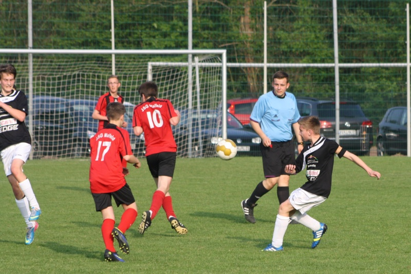 8.Spieltag: BaWa - JSG Maifeld/Polch 2:3 (2:1) Img_9915