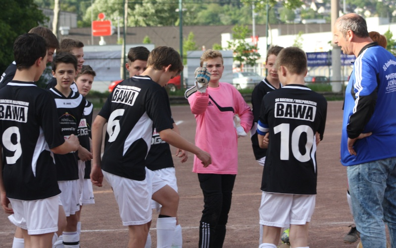 9.Spieltag: SG Andernach II - BaWa 2:3 (1:1) Img_9920
