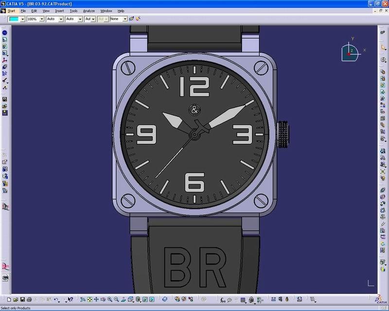 dude - Ma BR 03-92 en 3D (avec un D comme Dude!)... Br_03-35