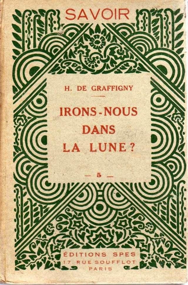 La Lune et les livres d'astronautique 1932_i10