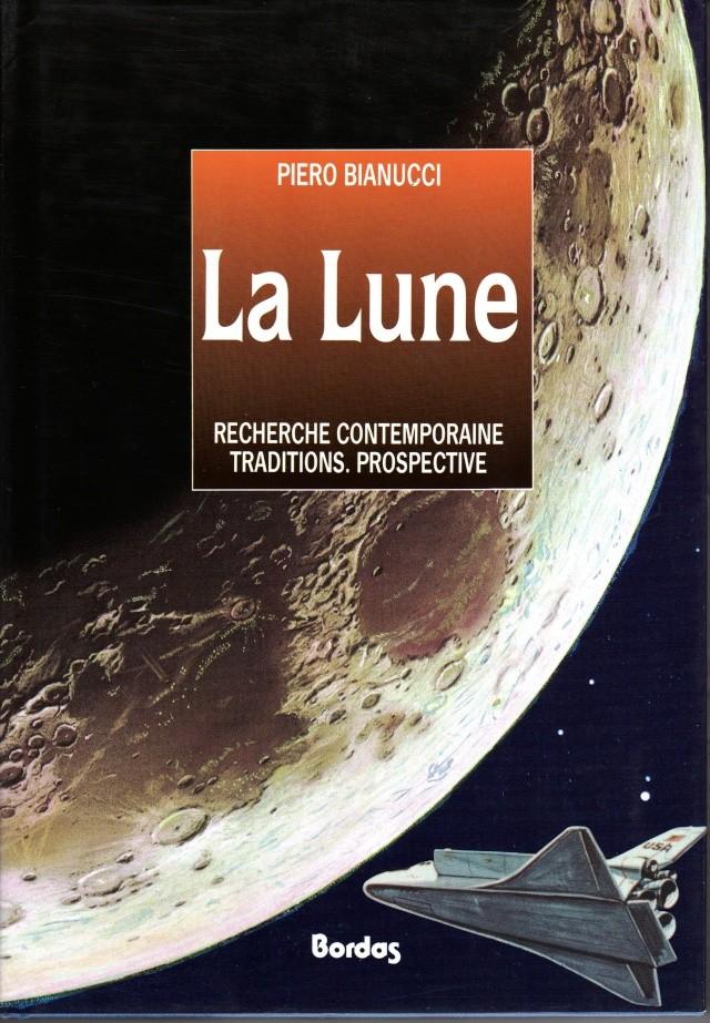La Lune et les livres d'astronautique 1990_l10