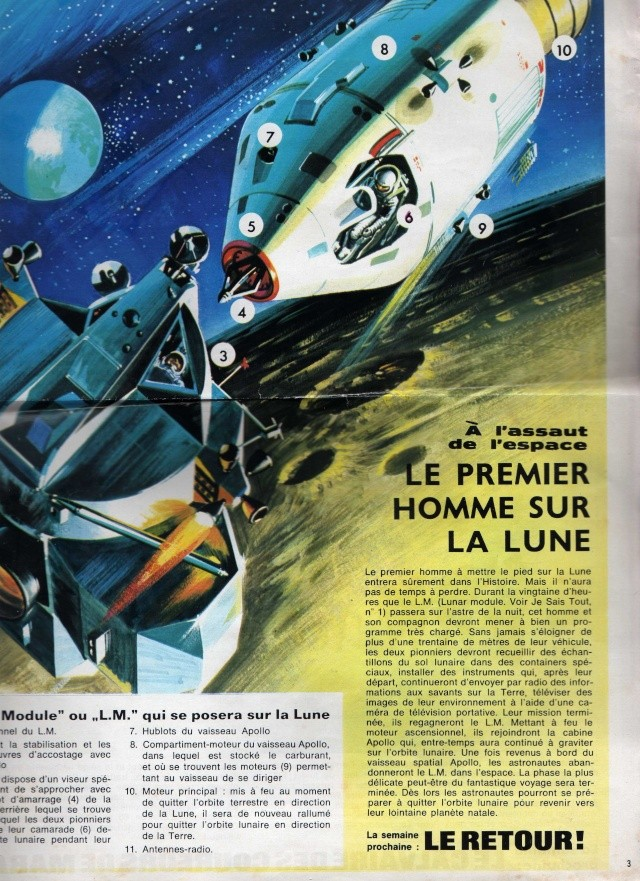 Le module lunaire d'Apollo Rendez10
