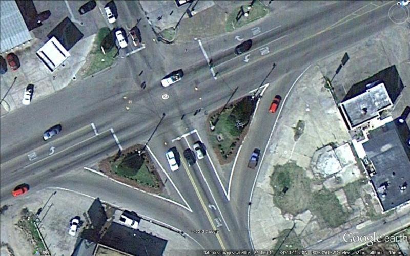 Crossroads 49 61, Clarksdale, Mississipi, berceau du blues. Clarks10