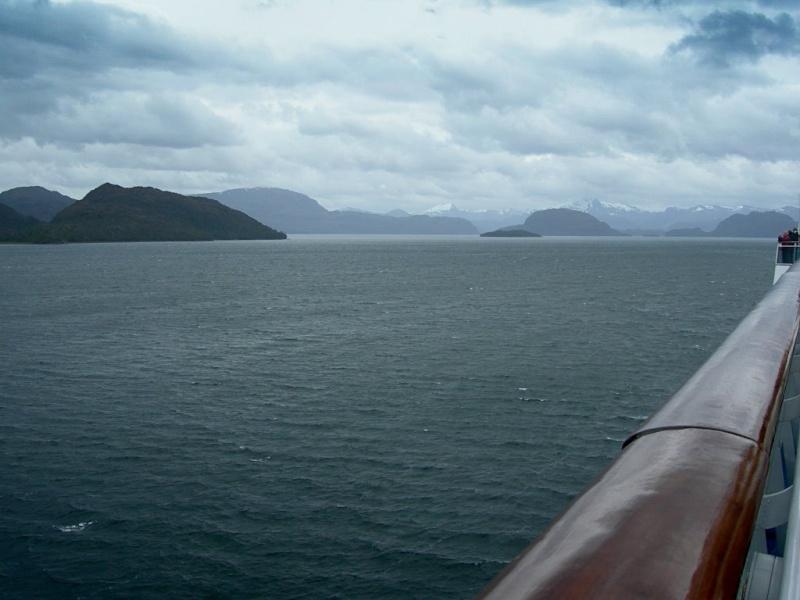 [ Chili ] Balade dans le détroit de Magellan avec Panoramio. Detroi14