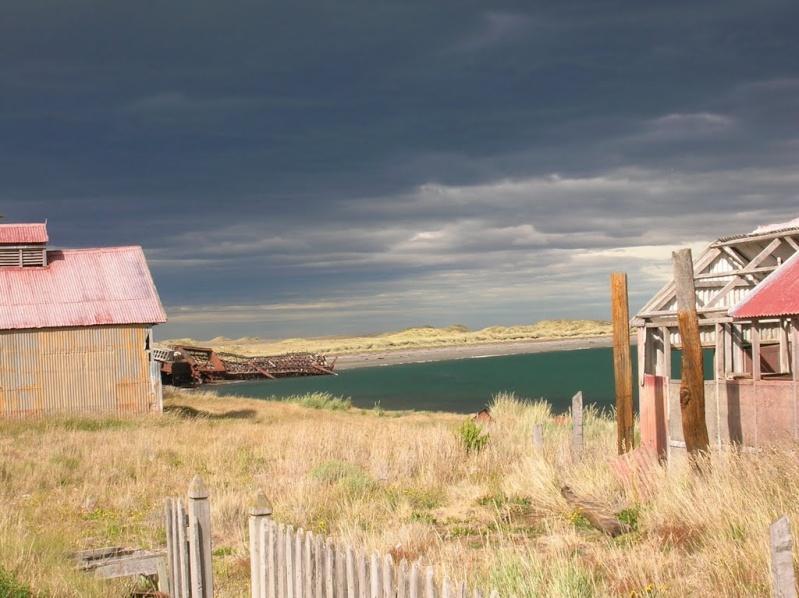 [ Chili ] Balade dans le détroit de Magellan avec Panoramio. Estanc10