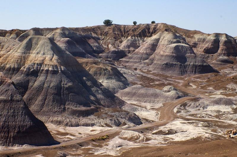 Chine : le site naturel le plus coloré du monde  Imgp9110